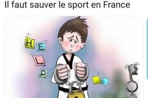 sauver le sport